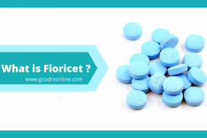 What is Fioricet used For